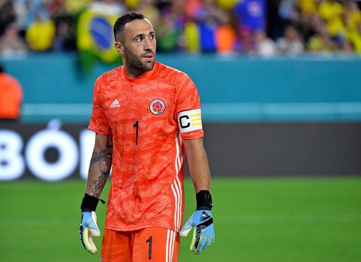 Colombia pierde a su arquero Ospina para juegos contra Venezuela y Chile debido a aislamiento por COVID