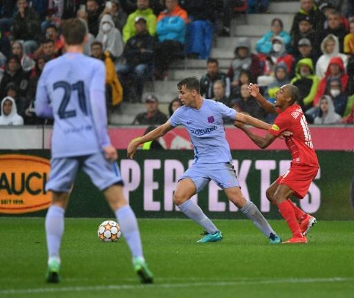 El Barcelona pierde 2-1 ante el Salzburgo, su primera derrota de la pretemporada