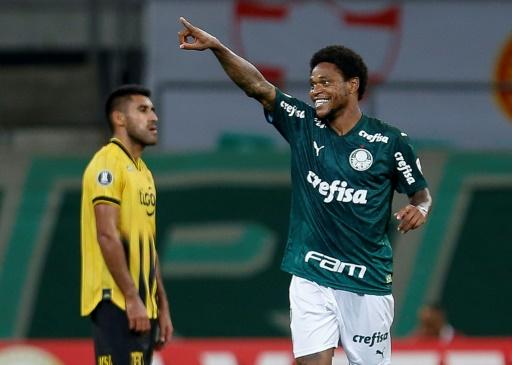 Guaraní quiere despojar al Palmeiras del liderazgo en el Grupo B de Libertadores