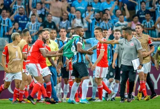 Inter y Gremio buscan acabar con su mal momento con una victoria en Libertadores