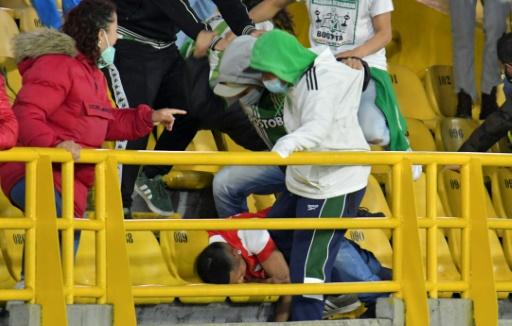 Bogotá cierra los estadios de fútbol al público tras violencia entre hinchas