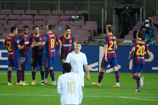 Buen inicio de Barça y Juventus en Champions, PSG cae ante el United