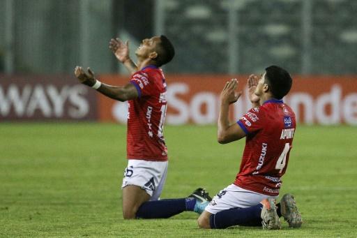 Eficaz Wilstermann liquida  1-0 a Colo Colo y se mete a octavos de Libertadores