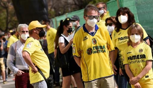 Aforo máximo del 40% en estadios de la Liga y mascarilla obligatoria