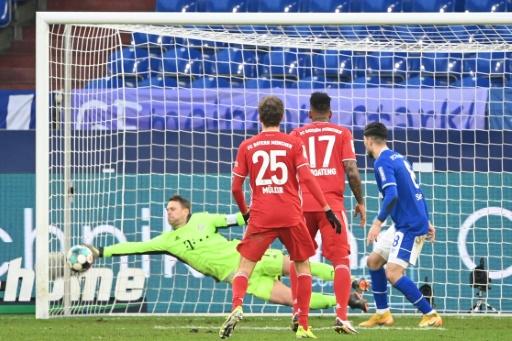 Neuer bate récord de partidos sin recibir gol en la Bundesliga