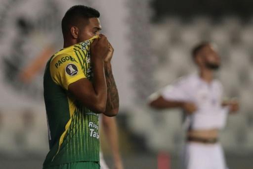 El clasificado Santos elimina a Defensa y Justicia de la Libertadores