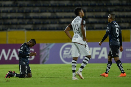 Independiente del Valle y Nacional en duelo entre grandes por  Libertadores