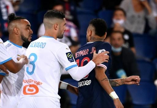 Neymar, Álvaro y la interminable guerra de los vídeos del Clásico francés