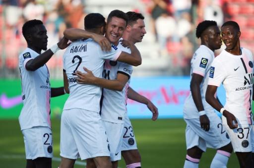 La Ligue 1 abre una temporada incierta, con el París SG como favorito ineludible