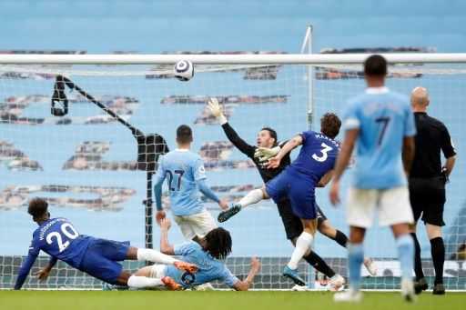 Chelsea aplaza título del City y le manda aviso para final de 'Champions'