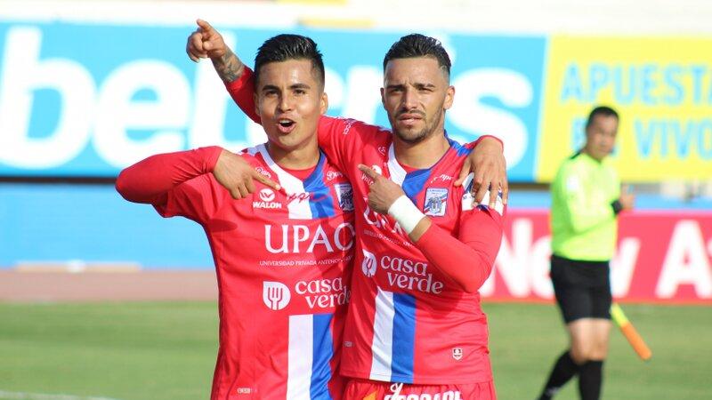 Carlos A. Mannucci derrotó a Deportivo Binacional 1 a 0