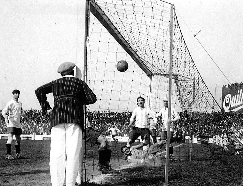 """La historia del nacimiento del """"Gol Olímpico"""""""