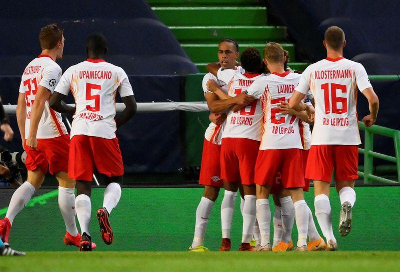 Leipzig sorprende al Atlético y se mete en semis de la Champions League