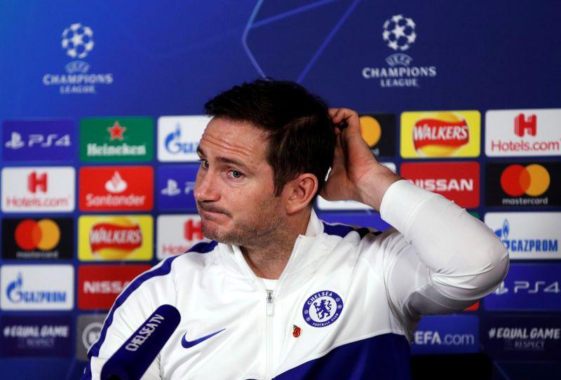 Chelsea despide a DT Lampard mientras deambula por la mitad de la tabla en la Premier League
