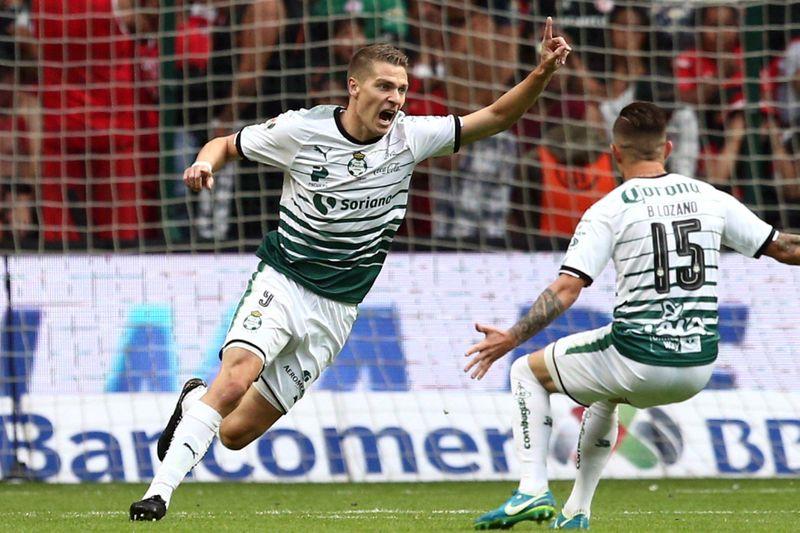 Atlas clasifica a cuartos de final en México con gol de argentino Furch