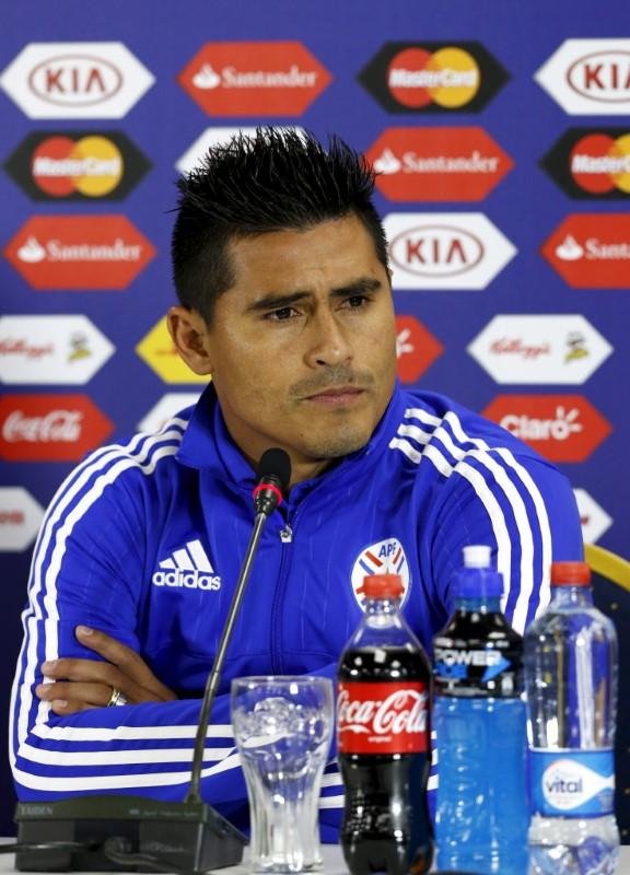 Paraguayo Martínez se incorpora a club Querétaro en México