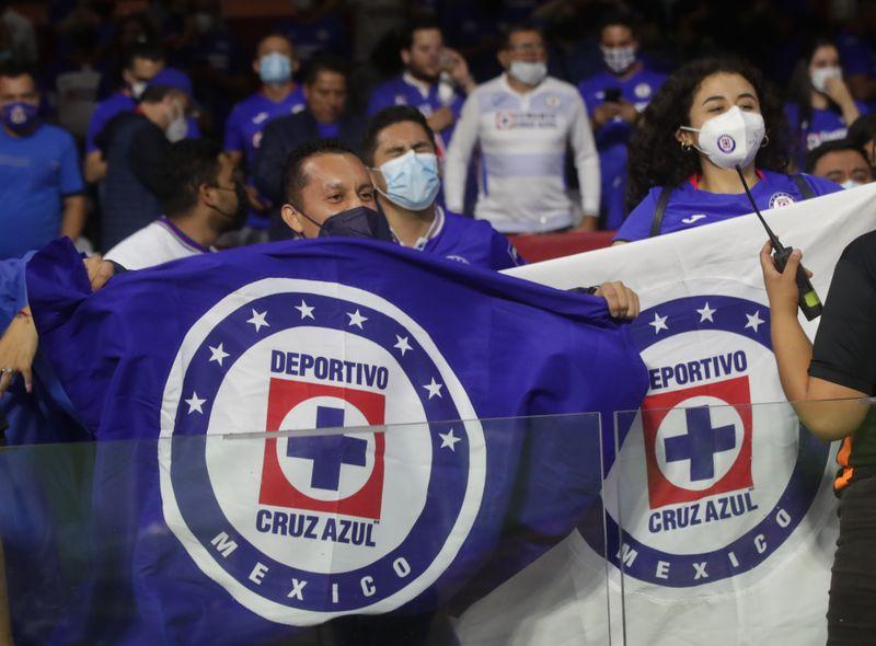 Campeón Cruz Azul logra empate de visita en torneo mexicano
