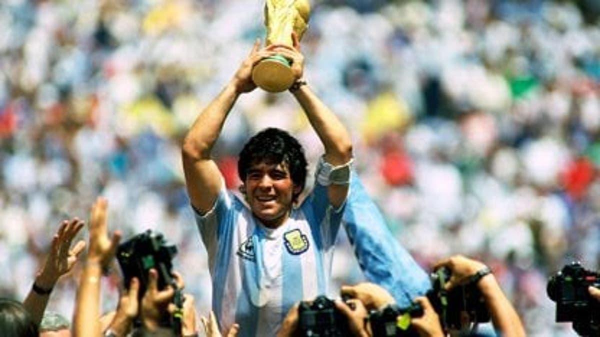 El mundial de Maradona