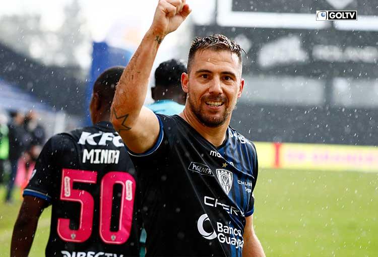 Independiente logró una victoria sufrida ante Orense