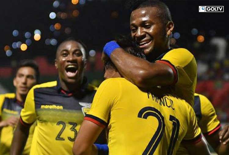Gustavo Alfaro hizo su primera convocatoria en la Selección de Ecuador