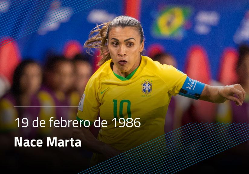 Nace Marta