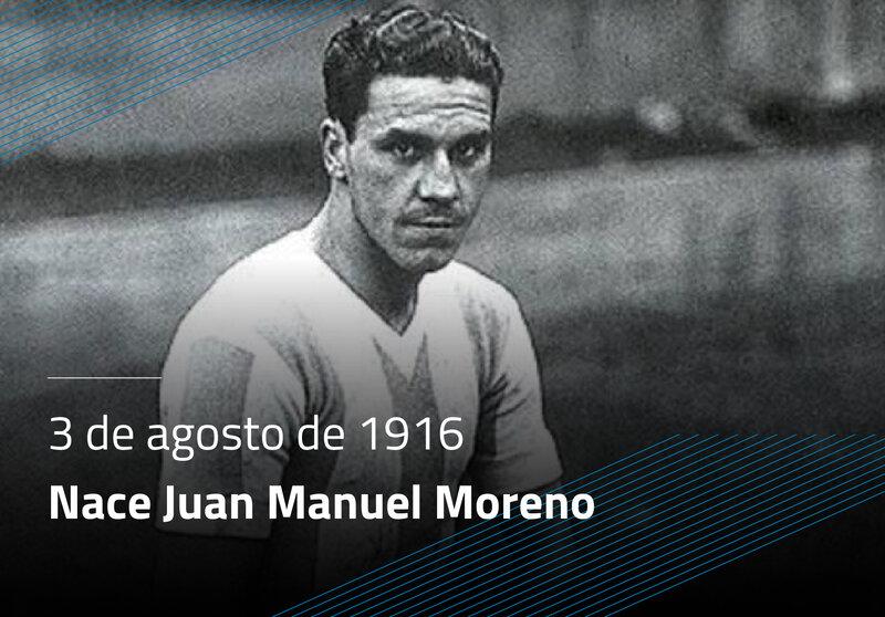 Nace Juan Manuel Moreno