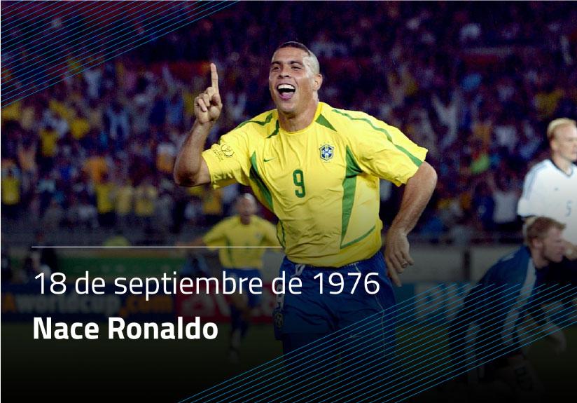 Nace Ronaldo