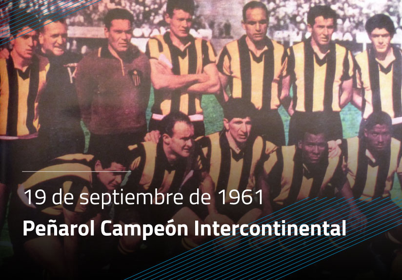 Peñarol Campeón del Mundo