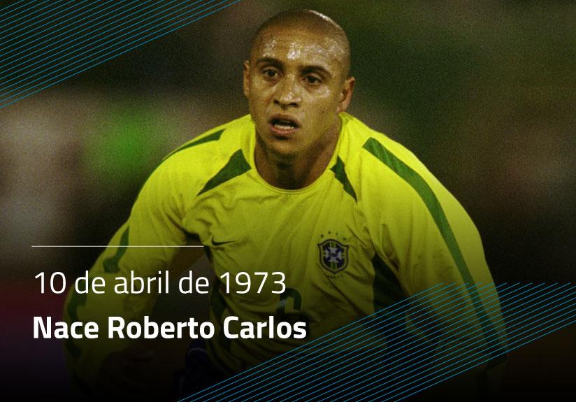 Nace Roberto Carlos