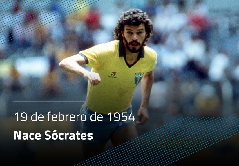 Nace Sócrates