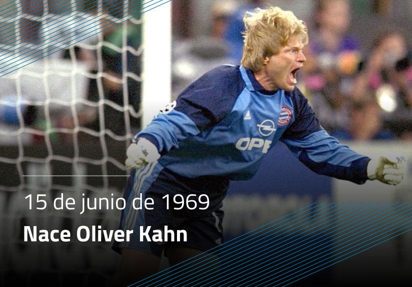 Nace Oliver Kahn