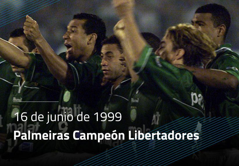 Palmeiras Campeón Copa Libertadores