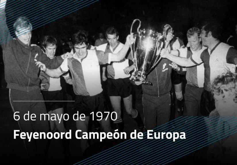 Feyenoord Campeón de Europa