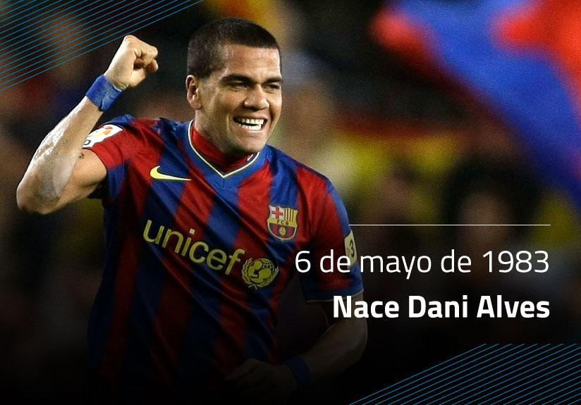 Nace Dani Alves