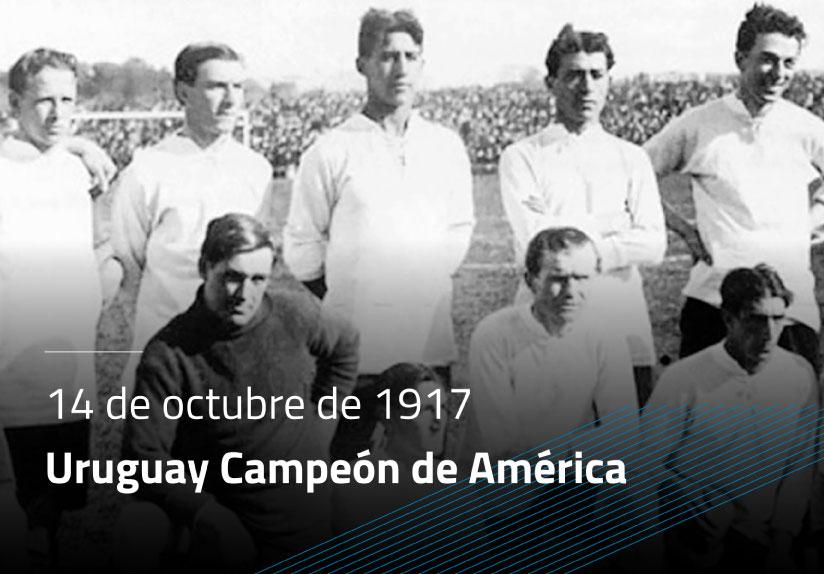 Uruguay Campeón de América