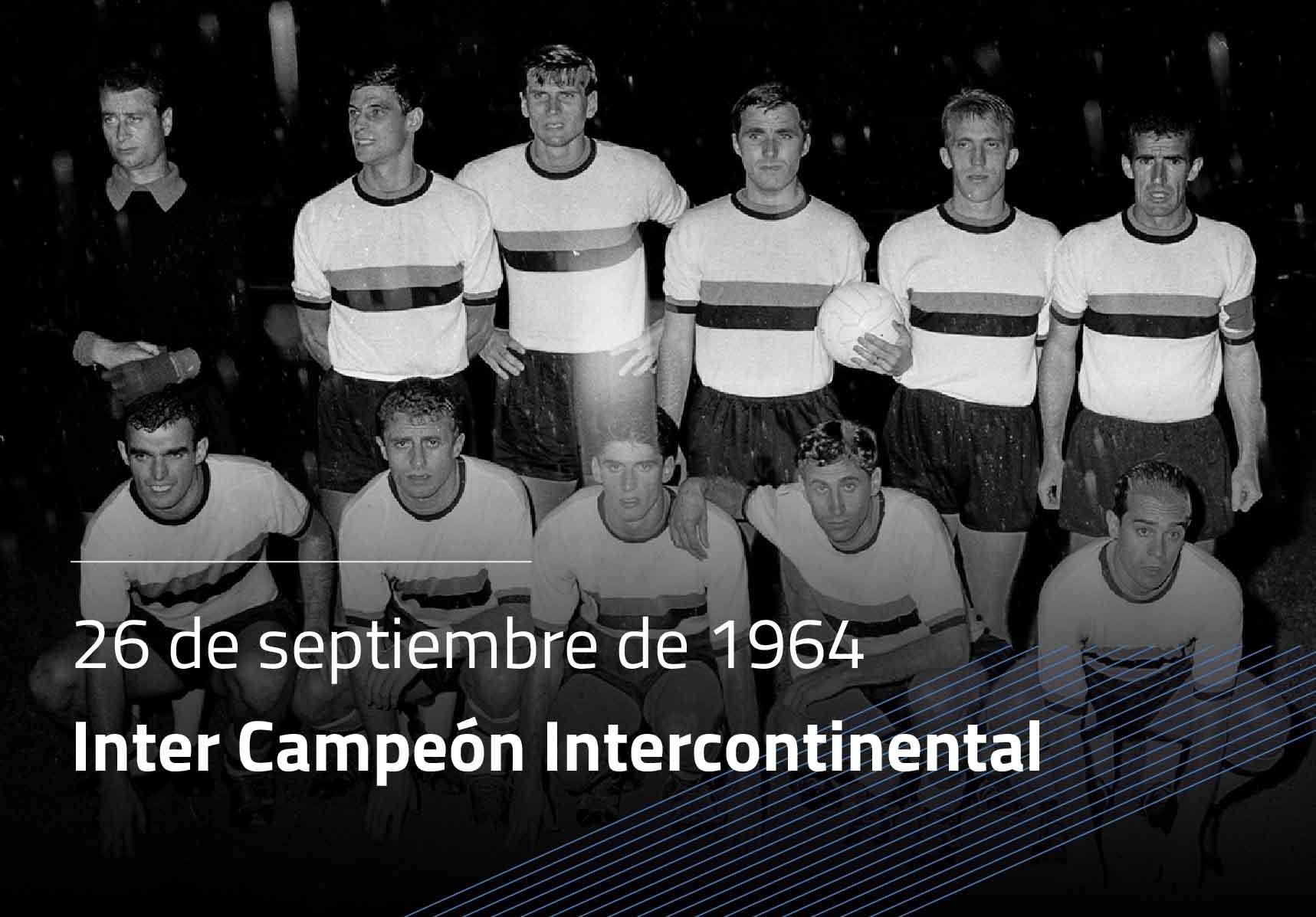 Inter Campeón del Mundo