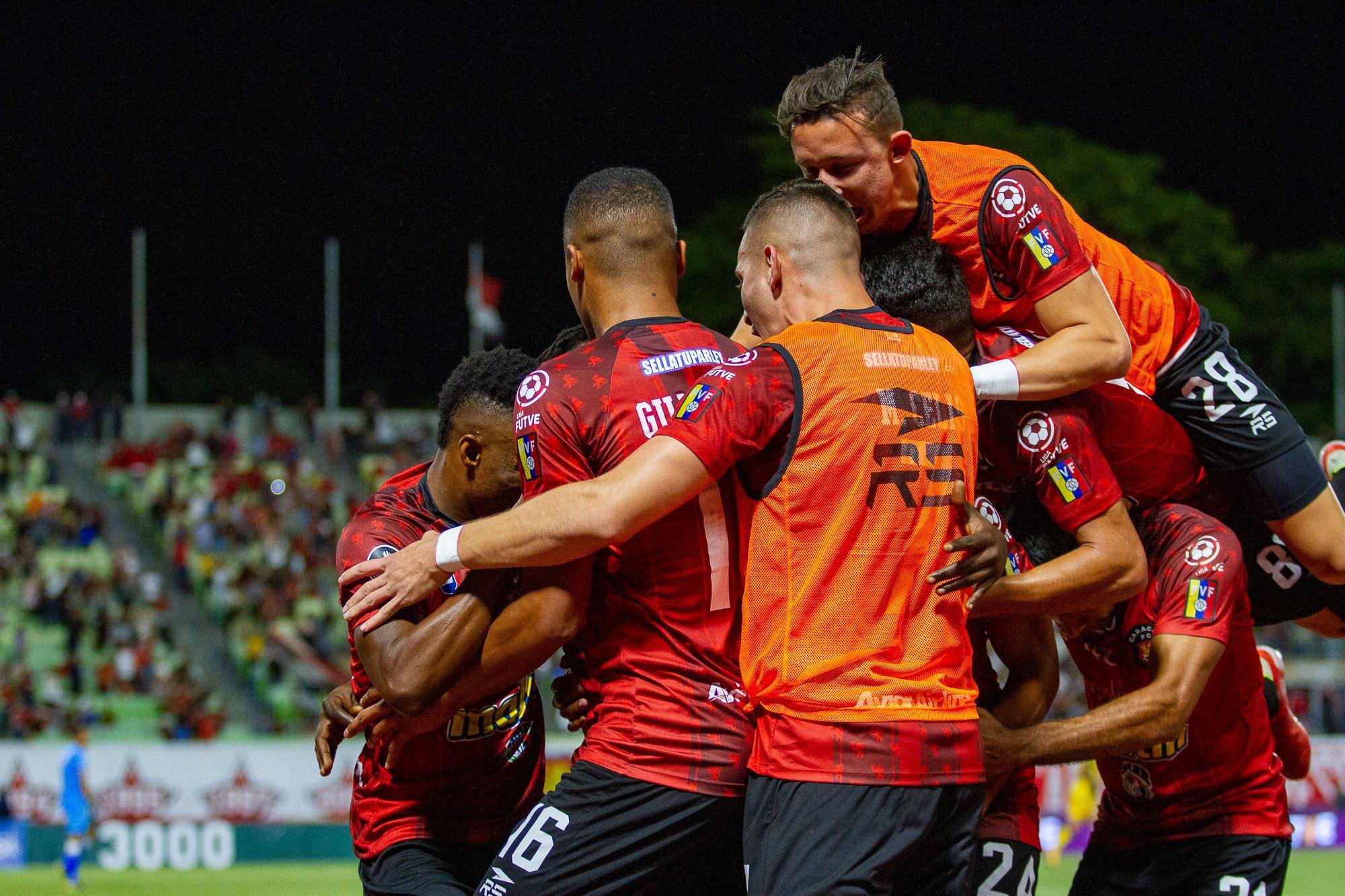 Este miércoles da comienzo la fecha 10 de la Liga FUTVE del fútbol venezolano