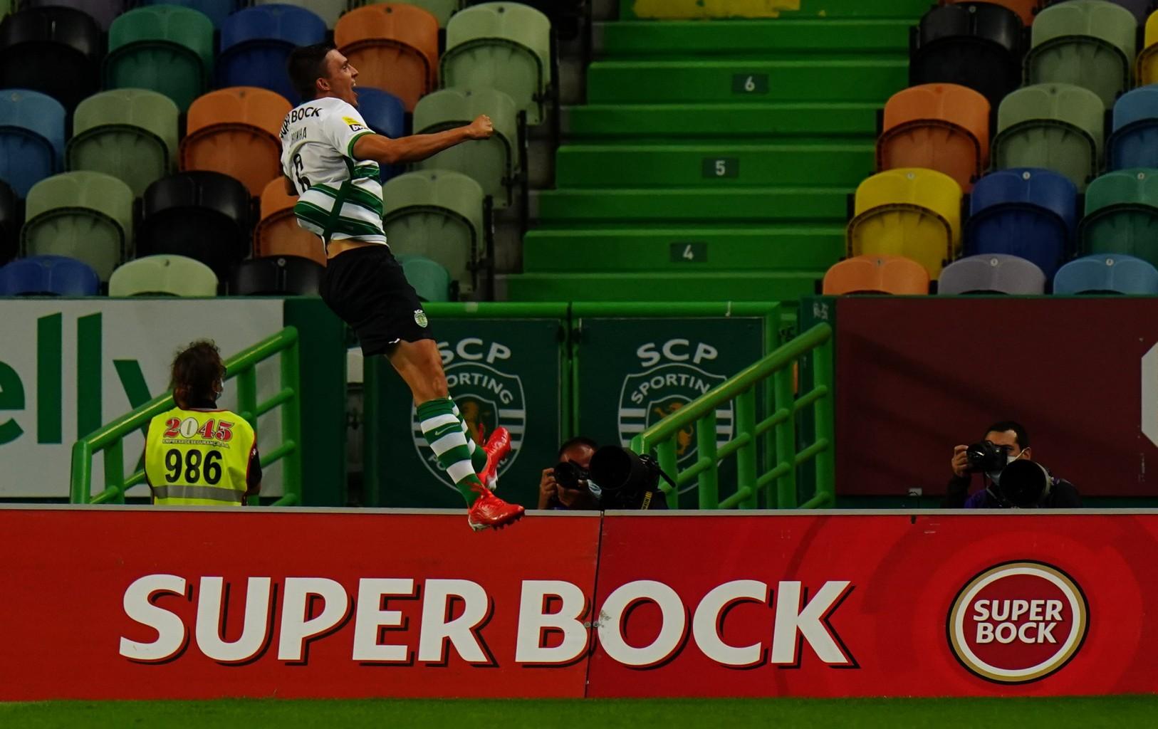 En Portugal comienza la fecha 6 de la Primeira Liga