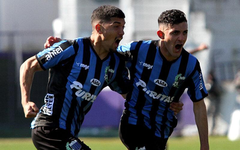 Liverpool goleó 3 a 0 a Montevideo City Torque