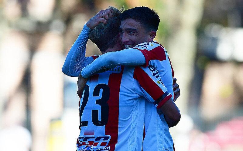 En el Apertura uruguayo, goleada de River Plate 4 a 0 sobre Progreso