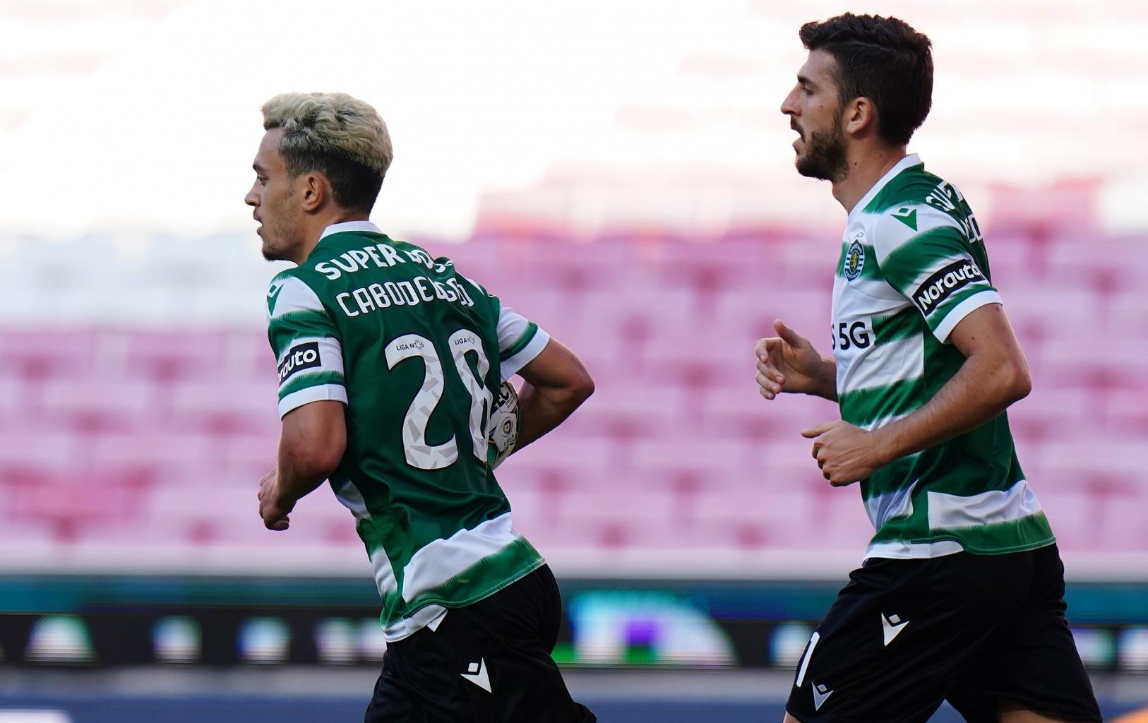 Con triplete de Pedro Gonçalves, Sporting Lisboa goleó a Marítimo 5 - 1