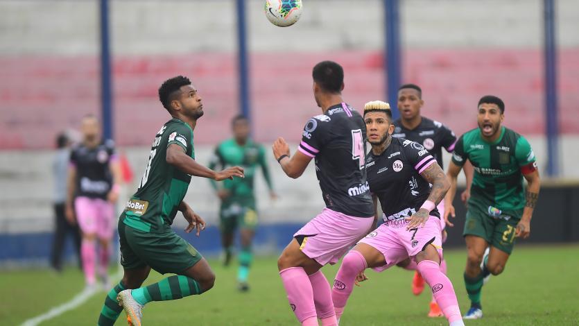 Sin goles, Sport Boys y Alianza Lima igualaron el partido