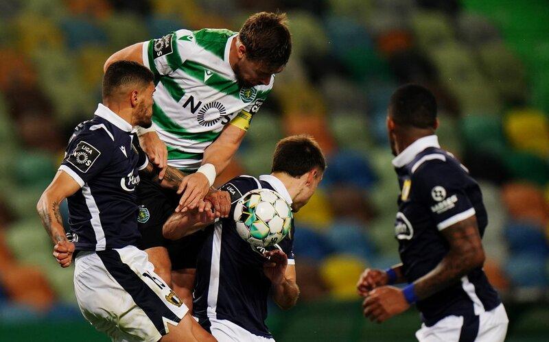 Sporting CP y Famalicão se reparten los puntos y empatan 1-1