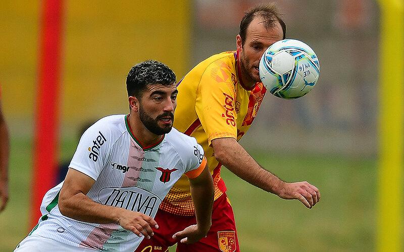 En el Apertura uruguayo, Villa Española y Boston River sellaron un empate a dos