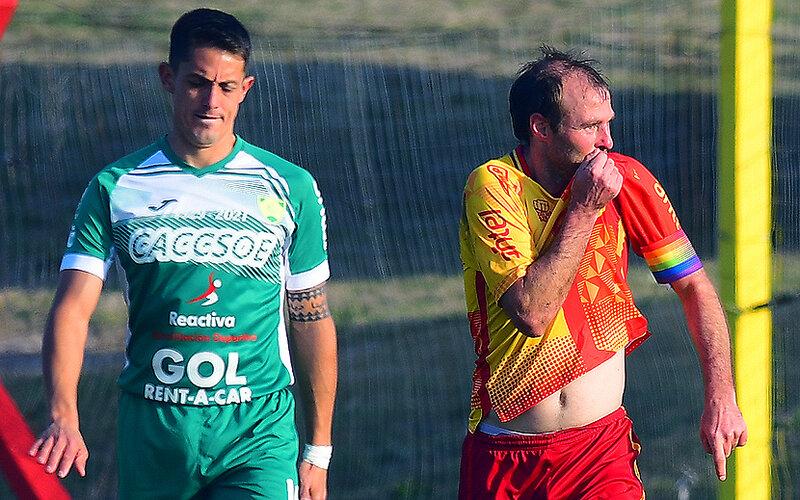 Villa Española y Cerrito se repartieron los puntos en un 1 a 1