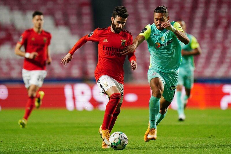 Benfica derrotó a Marítimo por la fecha 25 de la Liga Nos