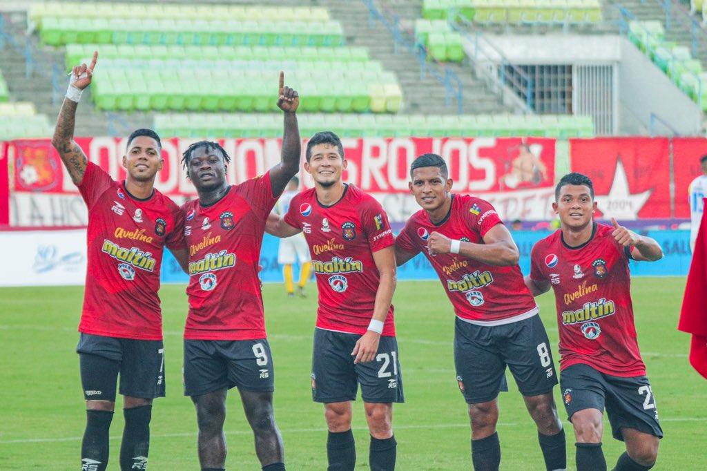 Finalizó este domingo la fecha 23 de la Liga FUTVE del fútbol venezolano