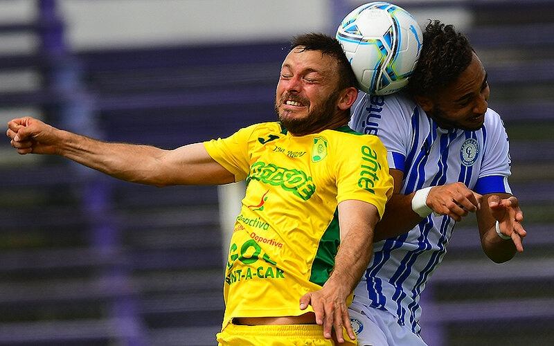 Cerrito y Cerro Largo se reparten los puntos y empatan 1-1