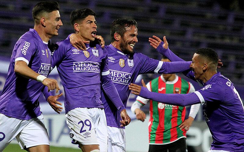 Gran victoria de Defensor Sporting sobre Deportivo Maldonado