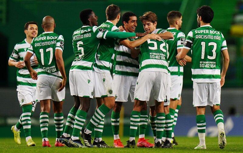 Moreirense y Sporting Lisboa se reparten los puntos y empatan 1-1